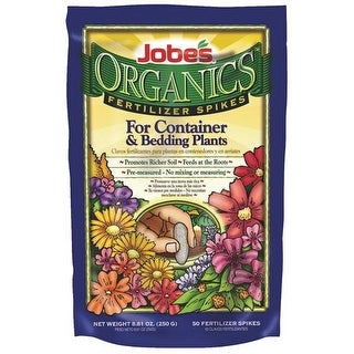 Easy Gardener 50Pk Organic Plant Spike 06128 Unit: EACH