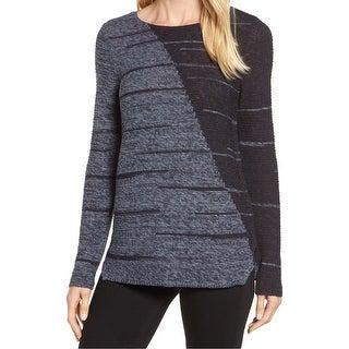 NIC+ZOE Womens Medium Reflections Knitted Sweater