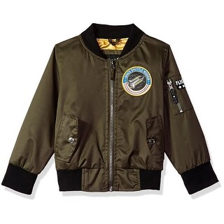 iXtreme Boys 4-7 Patch Flight Jacket