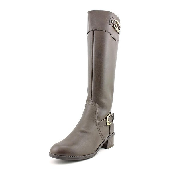 Karen Scott Donnely Womens Brown Boots