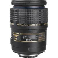 Tamron 90mm f/2.8 SP AF Di Macro Lens for Nikon AF (International Model) - black