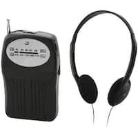 Gpx(R) - R116b - Am/Fm Radio Blk
