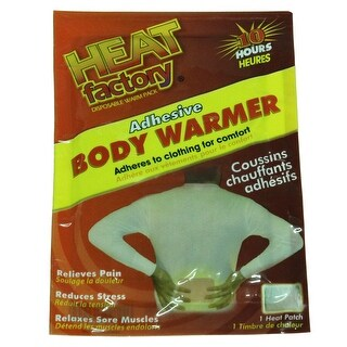 Heat Factory Large Adhesive Warmer - 3110