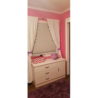 South Shore Libra 3 Drawer Dresser With Door