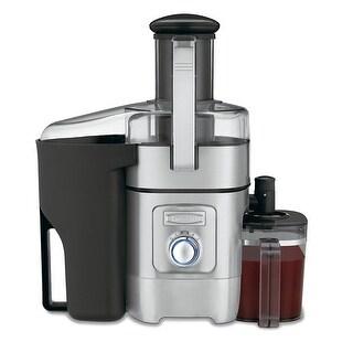 Cuisinart CJE-1000 Die-Cast Juice Extractor, Stainless Steel