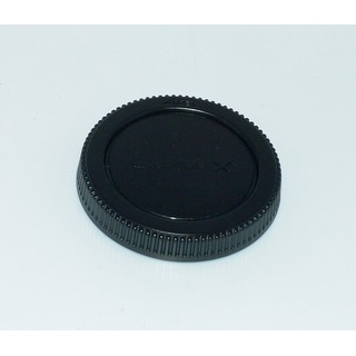 OEM Panasonic Rear Lens Cap Originally Shipped With: HH020A, H-H020A, HHS35100, H-HS35100, HFS100300, H-FS100300 - n/a