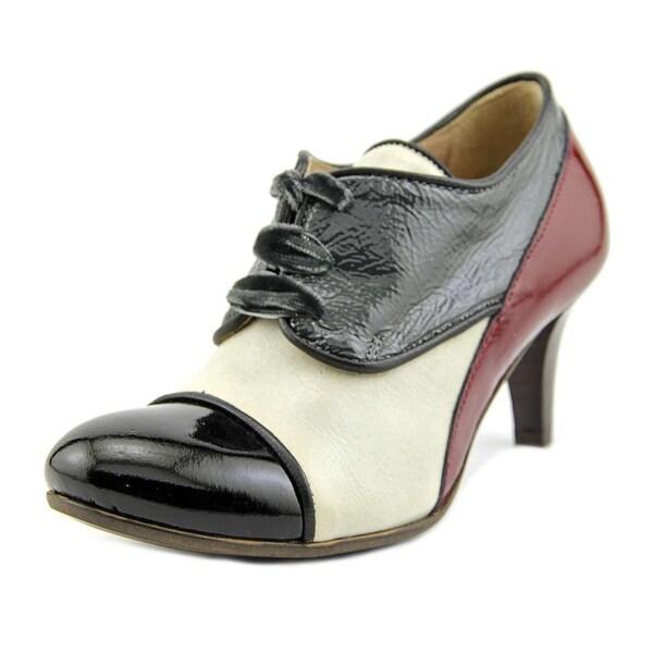 Tracceinterra TT41PAT Women Bordeaux/Grigio/Blanco.Fumo Boots