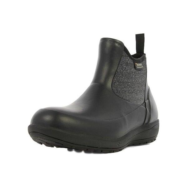Bogs Boots Womens Cami Low Slip On Waterproof Rubber Bio Grip