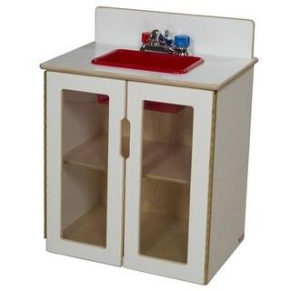 Wood Designs 10285WHT My Cottage Sink In White