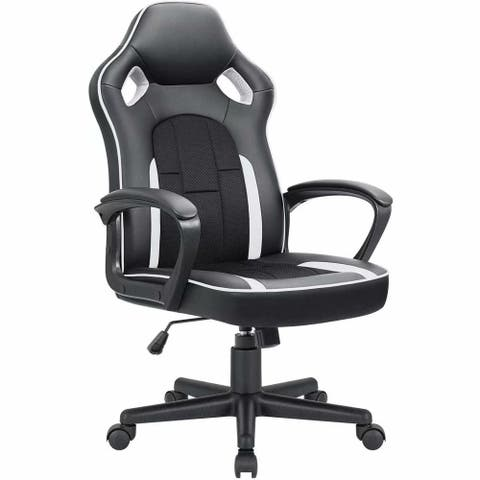 Homall Gaming Chair Swivel Computer Chair Ergonomic Adjustable Executive Office Desk Chair