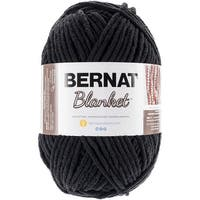 Bernat Blanket Big Ball Yarn-Coal