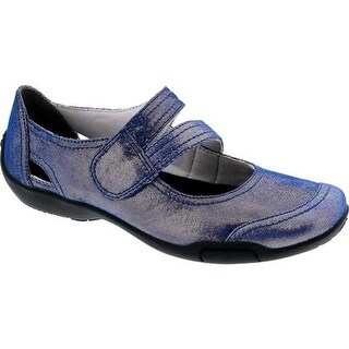 Ros Hommerson Women's Chelsea Blue Iridescent Leather