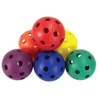 Rainbow Hockey Balls (Set of 6)