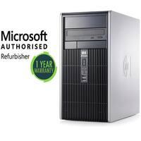 Refurbished HP 5800 TWR, intel C2D - 2.8GHz, 4GB, 2TB, DVD, W10 Home, WiFi
