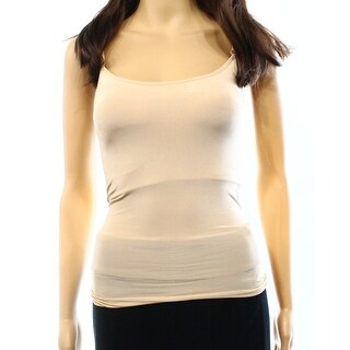 Wacoal NEW Nude Beige Womens Size 32 Shelf Bra Shaping Camisol Top