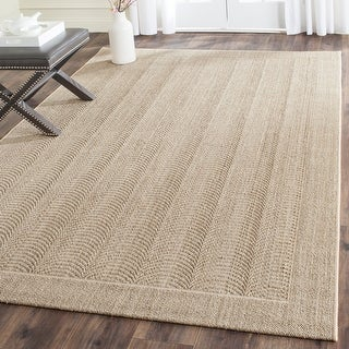 Link to Safavieh Palm Beach Cissy Modern Sisal Rug Similar Items in Industrial Rugs