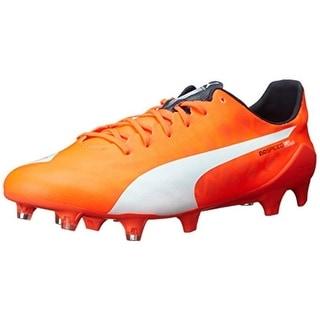 Puma Mens Colorblock Performance Soccer Shoes - 12