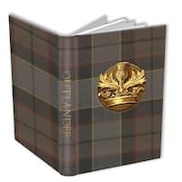 Outlander Crown & Thistle Journal - Multi