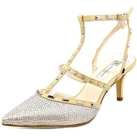 INC International Concepts Womens Carma2 Pointed Toe Special Occasion Ankle S...