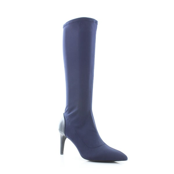 Charles by Charles David Superstar Women's Boots Blue - 7.5