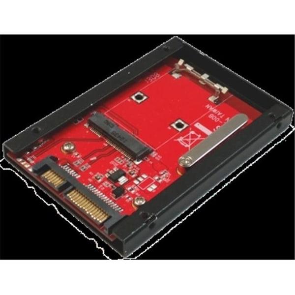 Addonics AD25MSD-E 2.5 in. Msata Flash Hard Drive