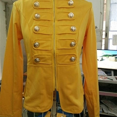 New Fashion Women's Long Sleeve Coat Jacket Zipper Hoodies Outwear W_C