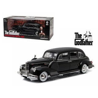 1941 Packard Super Eight One-Eighty The Godfather (1972) 1/18 Diecast Model Car by Greenlight