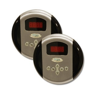 SteamSpa G-SC-2-75  Programmable Dual Steam Generator Control Panels