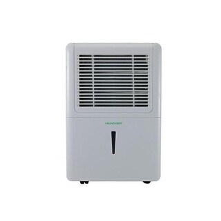 Hanover HAN706A Energy Star 70 Pt. Dehumidifier - White