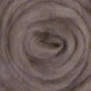 "Taupe - Wool Roving 12"" .22Oz"