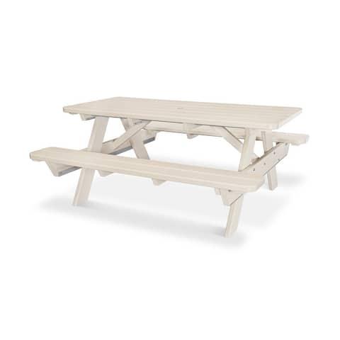 "POLYWOOD Park 72"" Picnic Table"