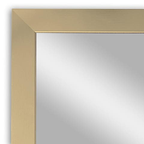 Framed Wall Mirror - Meade Collection