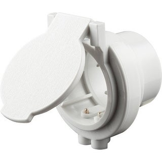 NuTone CF372 Utility Inlet for Use with Nutone Central Vacuum Systems