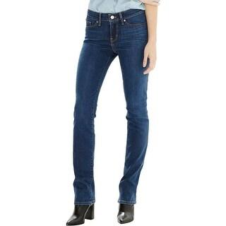 Levi's Womens Juniors Jeans Slim Fit Medium