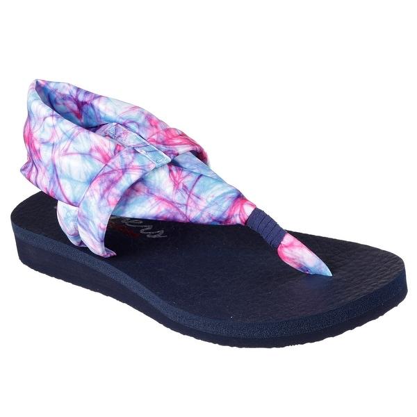 Skechers 38632 WMLT Women's MEDITATION-TIME WARP Sandals