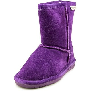 Bearpaw Emma Round Toe Suede Winter Boot