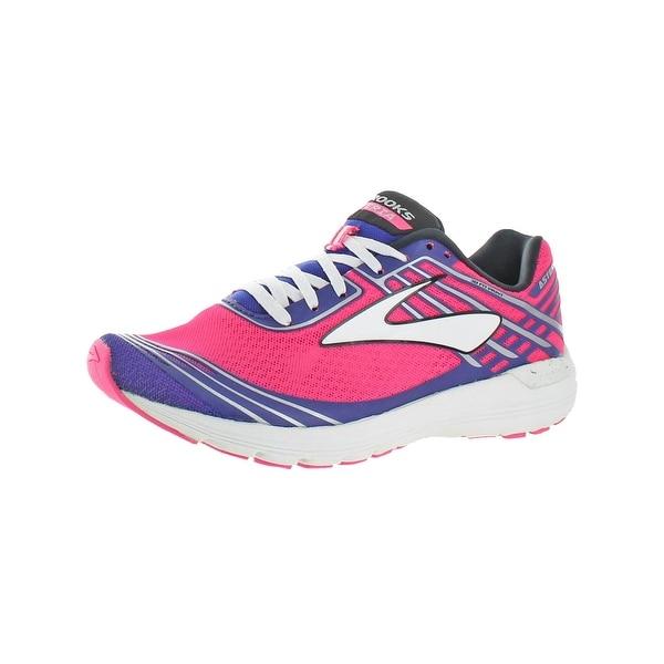 Brooks Womens Asteria Running Shoes Carpe Runem Fitness - 6 medium (b,m)