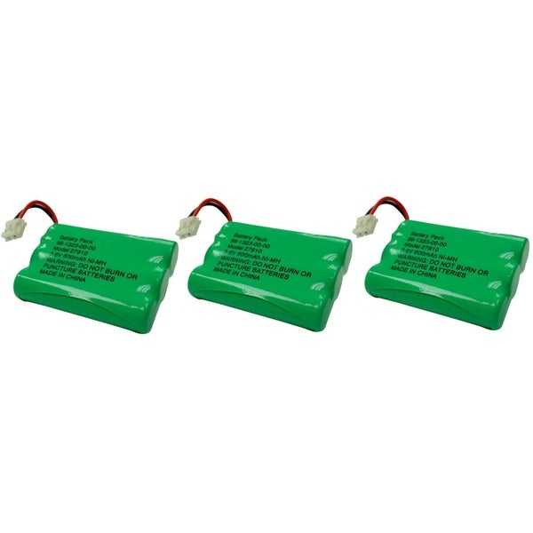 Replacement Battery For GE/RCA 27910 -3 pack