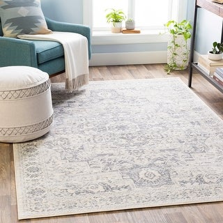 Link to Gracewood Hollow Isakovic Medallion Area Rug Similar Items in Rugs