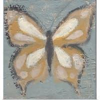 Cassandra Cushman Poster Print entitled Butterfly II