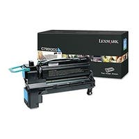 Lexmark Extra High Yield Toner Cartridge - Cyan C792X2CG Extra High Yield Toner Cartridge - Cyan