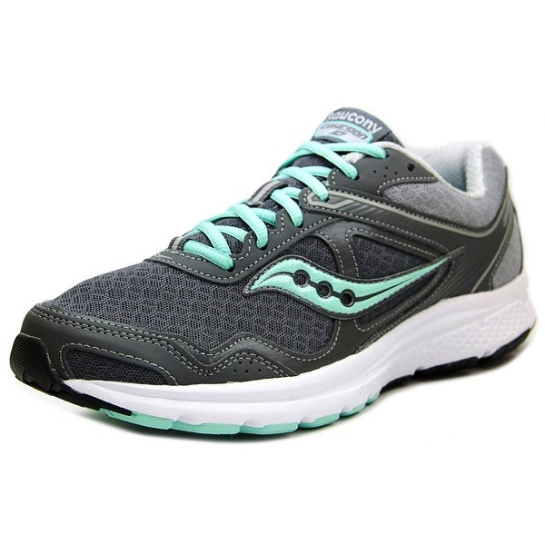 Saucony Grid Cohesion 10 Gry/Gry/Mnt Running Shoes