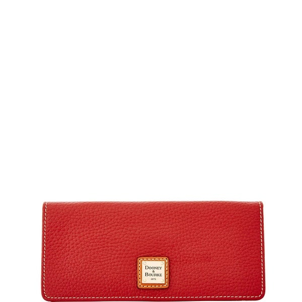 Dooney & Bourke Pebble Grain Slim Wallet (Introduced by Dooney & Bourke at $128 in Jul 2016)