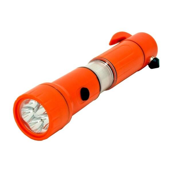 Geared Up 5-in-1 Emergency Tool Flashlight