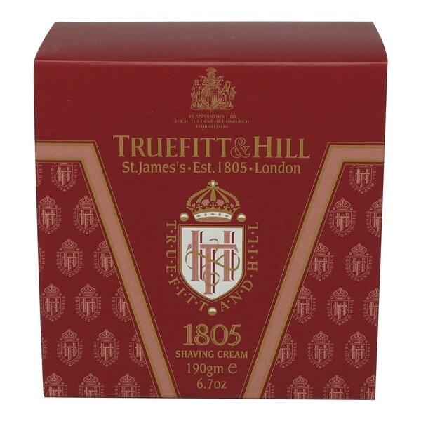 Truefitt & Hill 1805 Shave Cream Jar 6.7 Oz