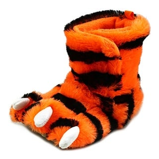 Carter's Tiger-S Moc Toe Synthetic Slipper