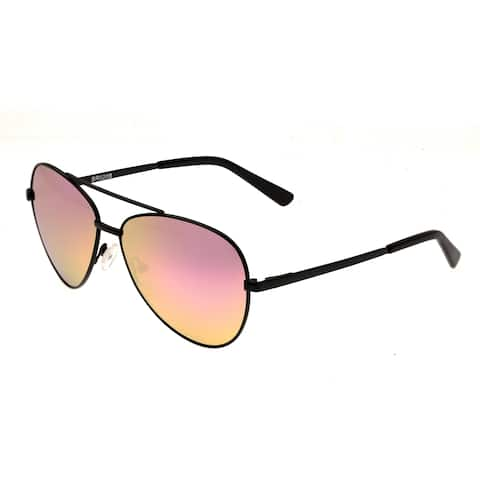 Bertha Bianca Women's Titanium Sunglasses - 100% UVA/UVB Prorection - Polarized/Mirrored Lens - Multi