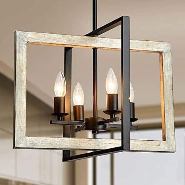 Farmhouse Ceiling Lights Kitchen Pendant Light Wood Hanging Kitchen Lights Overstock 31716535
