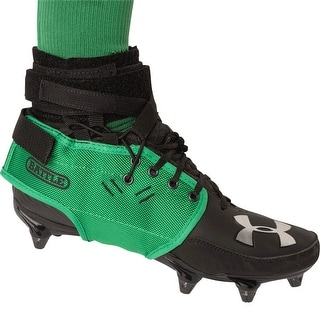 02fc768ec Shop Battle Sports Science XFAST Over the Cleat Ankle Support System -  Green - Free Shipping On Orders Over  45 - Overstock - 16434655