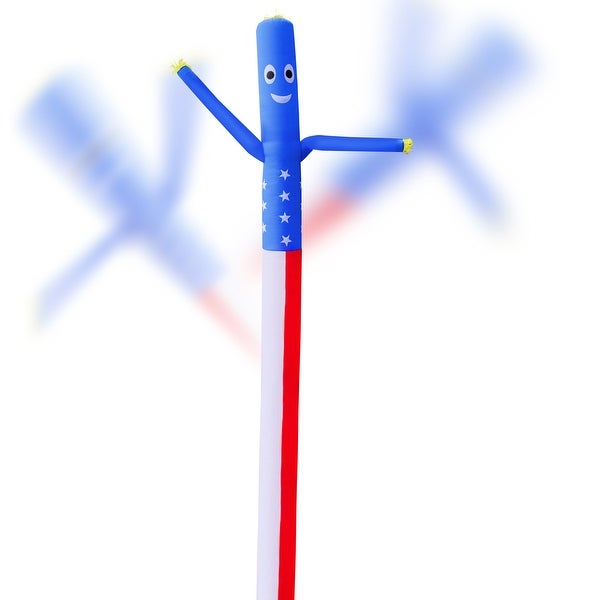 58452a20959 ARKSEN 20ft Tall Inflatable Tube Man Air Powered Dancing Puppet Guy For  Outdoor Advertising